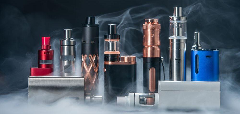 Vari modelli sigarette elettroniche