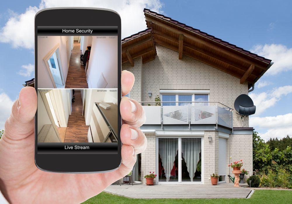 Smartphone con ip live