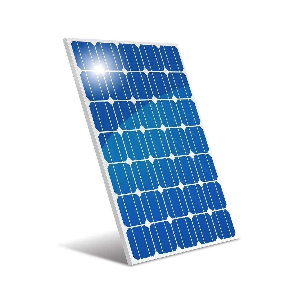 generico pannello fotovoltaico monocristallino