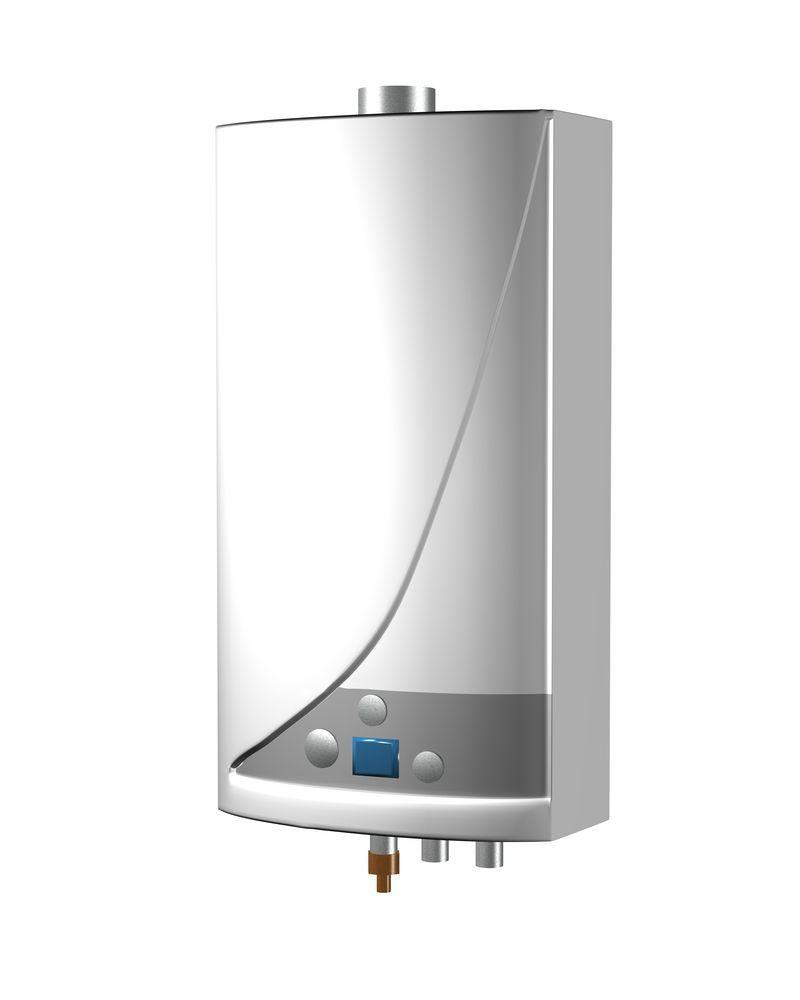 generica caldaia a condensazione non installata
