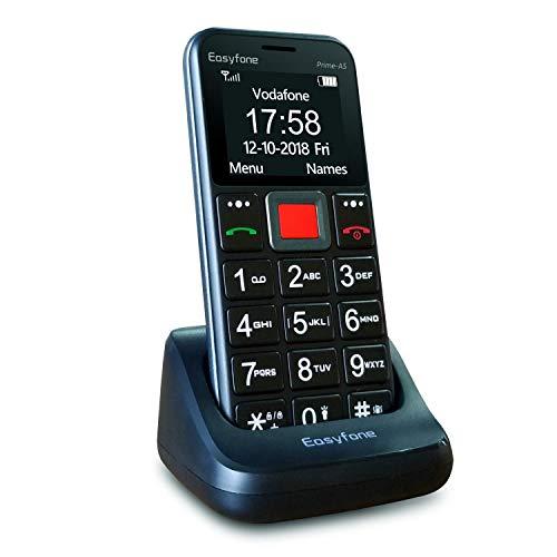 Cellulare per Anziani Easyfone Prime-A5