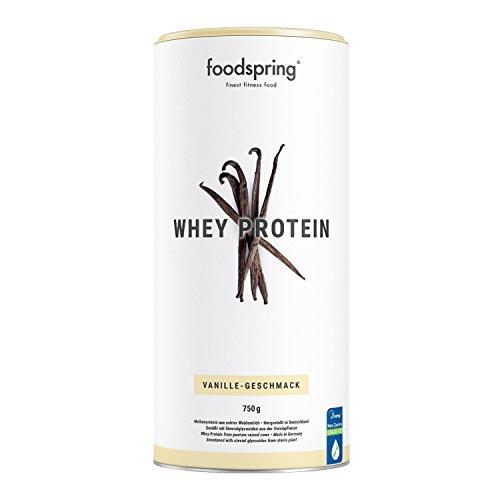 Proteine in Polvere Foodspring Whey Vaniglia