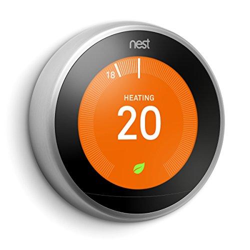 Termostato Digitale Wi-fi Nest Learning T3010GB