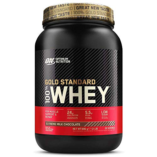 Proteine in Polvere Optimum Nutrition Gold Standard Cioccolato al Latte