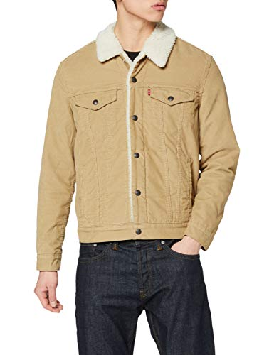 Giacca Invernale Uomo Levi's Type 3 Sherpa Trucker