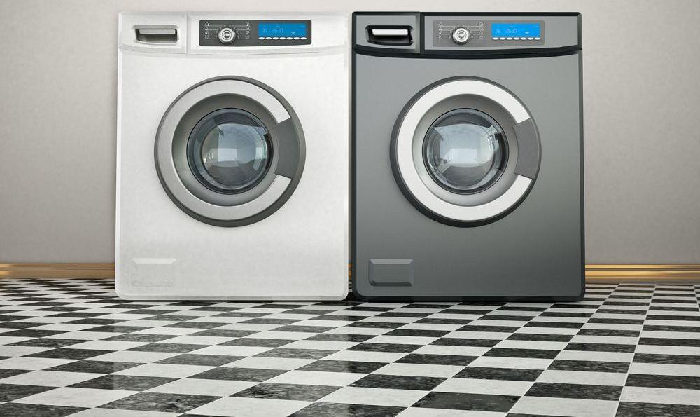 due tipologie di asciugatrici differenti
