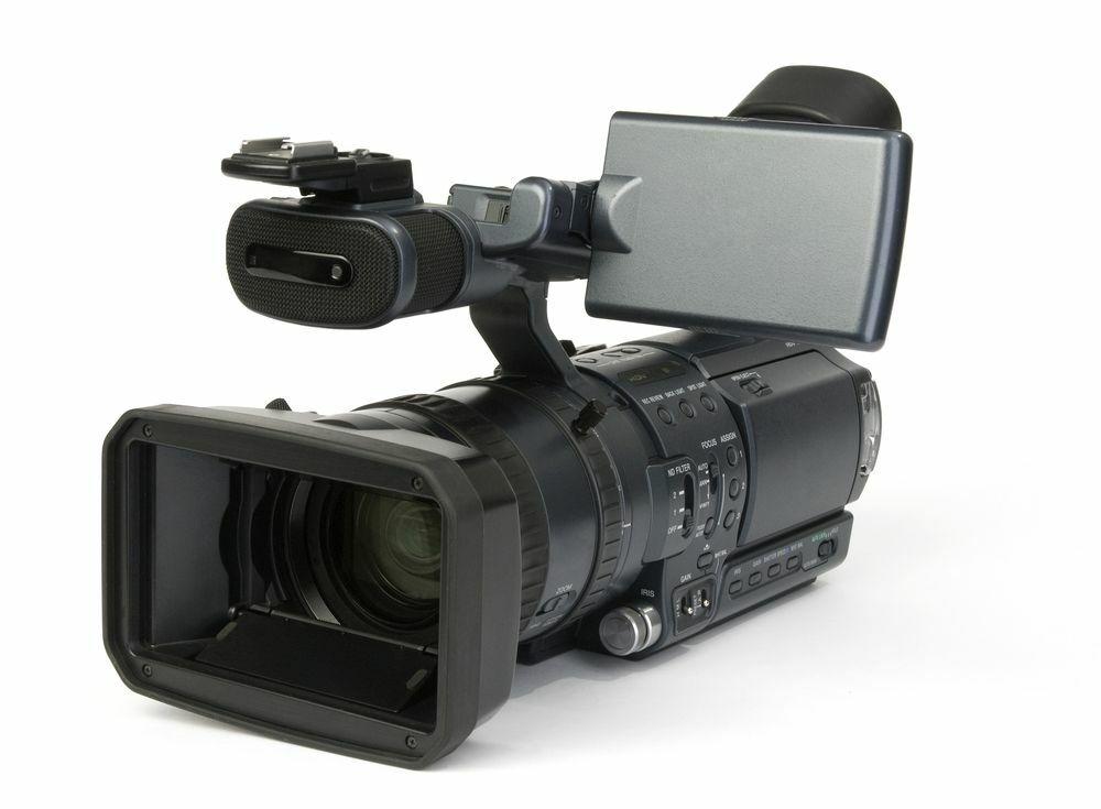 Le Migliori Videocamere Professionali