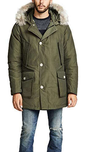 Giacca Invernale Uomo Woolrich Artic Parka DF