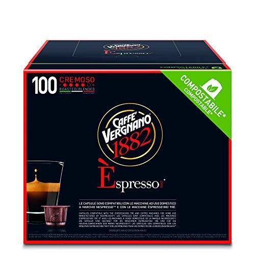 Capsule compatibili Nespresso Caffè Vergnano 1882