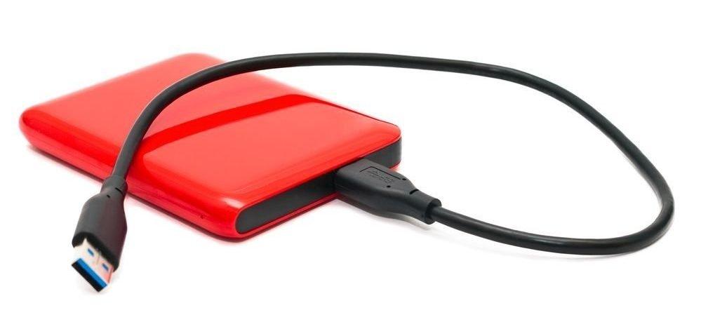 generico hard disk autoalimentato