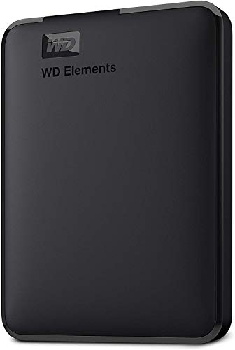 Hard Disk Esterno Western Digital Elements Portable