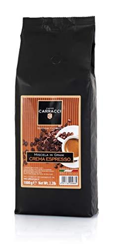 Caffè in grani Carracci Crema Espresso