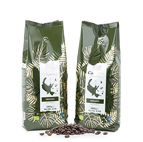 Caffè in grani Consuelo 100% Arabica Biologico