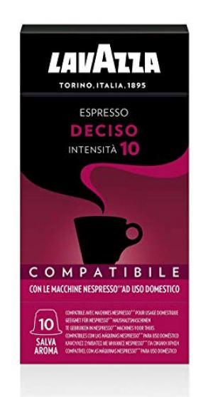 Capsule compatibili Nespresso Lavazza