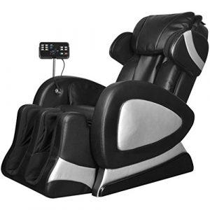 Poltrona Massaggiante VidaXL